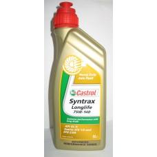 Castrol Syntrax Longlife 75w140